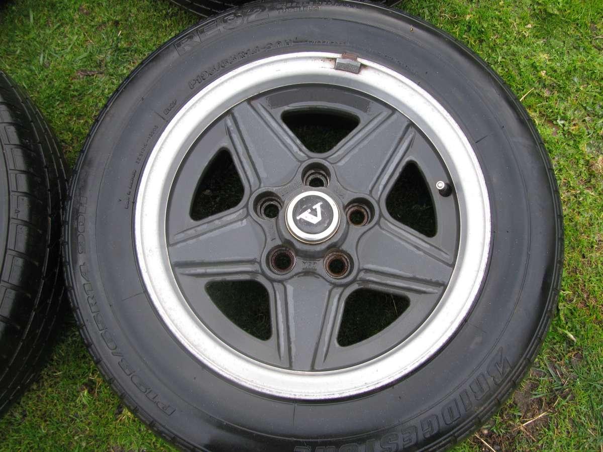 Used Rims For Sale Near Me >> Oldschool CSA 5 spoke mag wheels - For sale - Oz Volvo ...